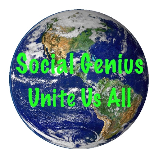 Social Genius (The Social Network Unity App)