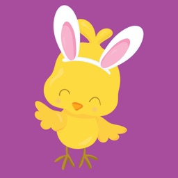 Easter Emoji iMessage Sticker App