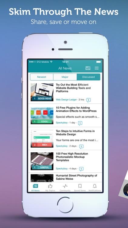 Design News - Web, Mobile, Print and More