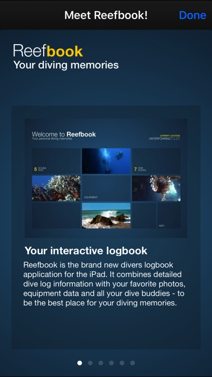 Reefbook Nitrox