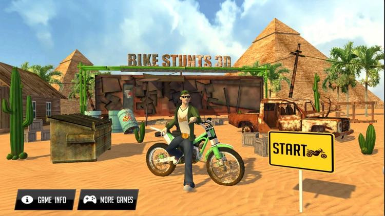 Racing on bike Extreme screenshot-3