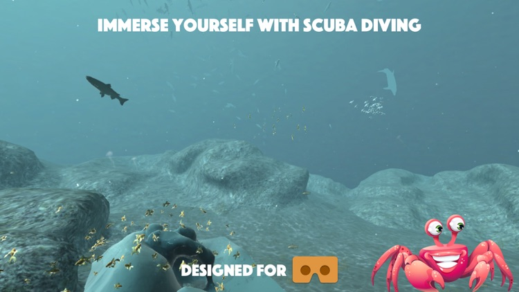 VR Ocean - Underwater Scuba for Google Cardboard screenshot-2