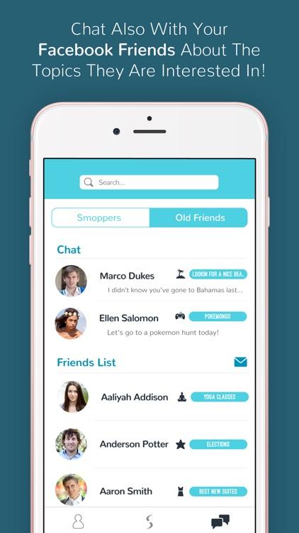 Smopin - Smart Chats screenshot-4