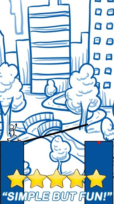 Games - Stickman screenshot one
