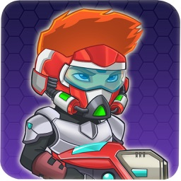 Galaxy Super-Hero War 2: TD Game