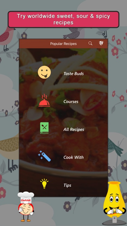 Popular Recipes SMART CookBook