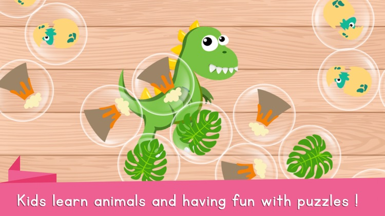 Animals Puzzle for Kids and Toddlers screenshot-4
