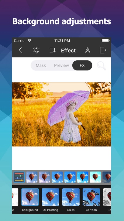 Aftercut : Background Eraser & Easy Photo Editor screenshot-3