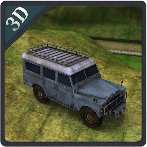 Offroad Jeep Driving - Crazy Driver Adventure iOS App