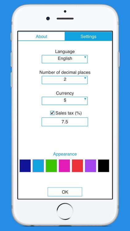 Smart Discount Calculator screenshot-4