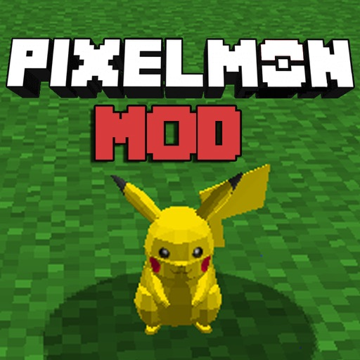 PIXELMON MOD - Pixel Mods Guide for Minecraft PC | Apps