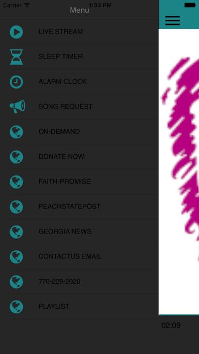 NewLife FM screenshot two