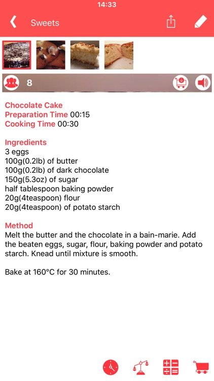 AllMyRecipes - Your Personal Cookbook