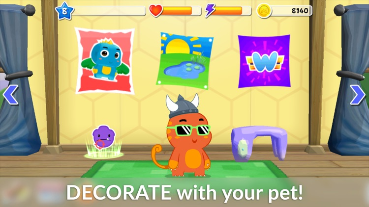 Wizdy Pets - Kids asthma game screenshot-4