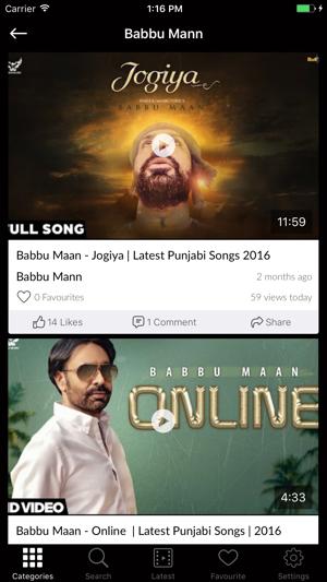 Punjabi Video Songs on the App Store