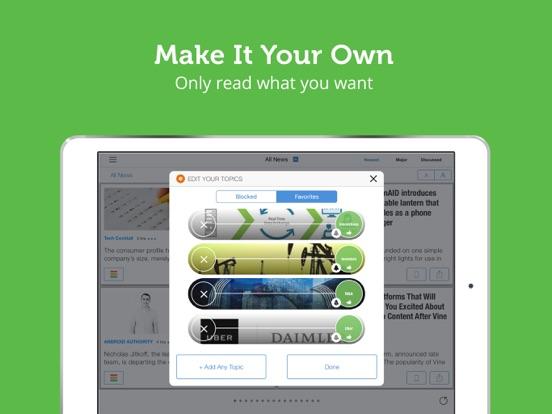 Startup News - Venture Capital, Angels & Entrepreneurs Stories - Newsfusion screenshot