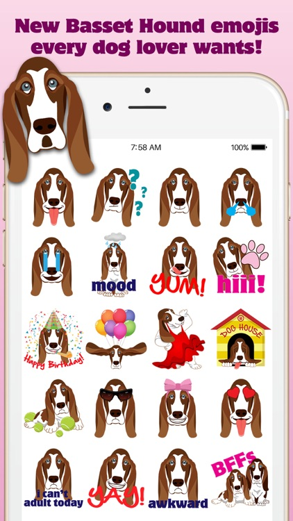 BassetMoji screenshot-1