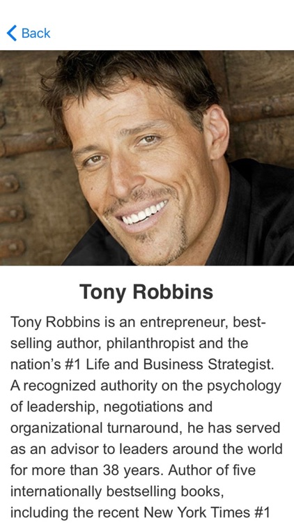 Unlimited Power by Tony Robbins - Meditation Audio