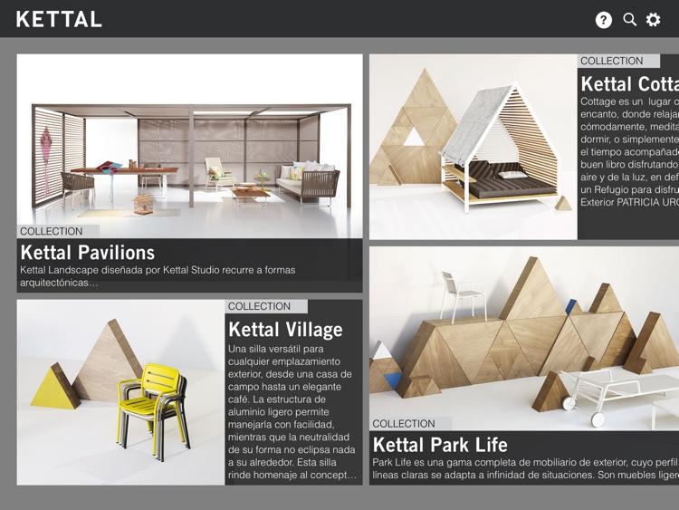 KETTAL: Timeless Design Outdoor Furniture
