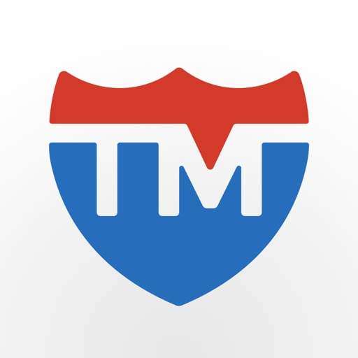TruckMap - Truck GPS Routes, Maps & Truck Stops
