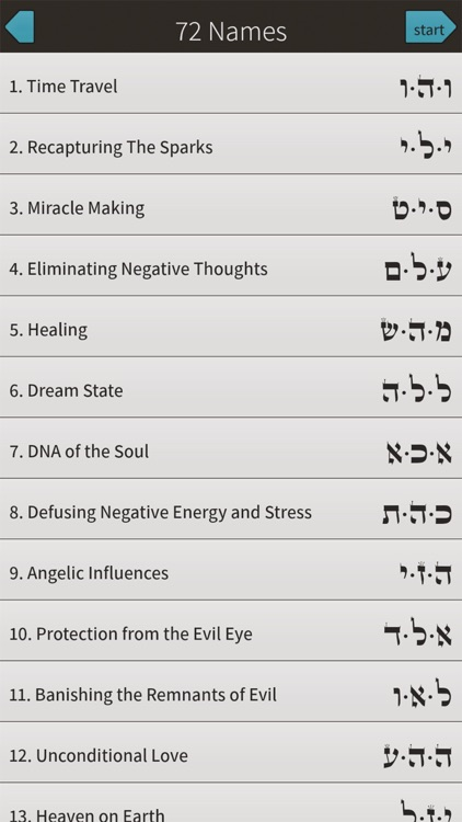 Kabbalah Tools screenshot-2