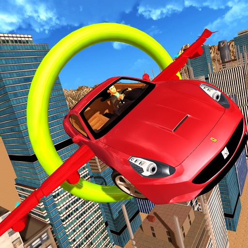 Flying Car Extreme GT Stunts