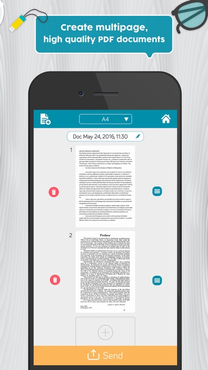 Easy Scanner App: Pro PDF Document & Photo Scan