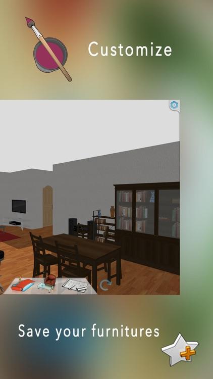 Keyplan 3D -Home design, decoration & Architecture screenshot-3