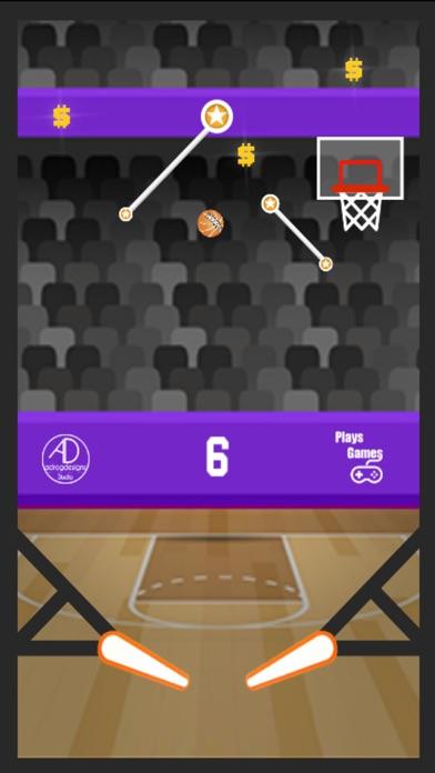 Pinball Hoops screenshot four