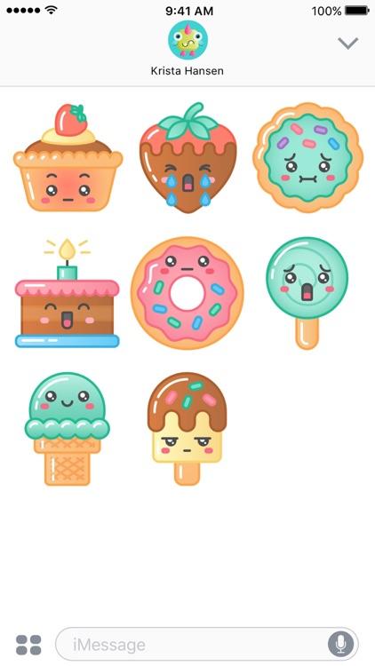 Sweet Shop Stickers