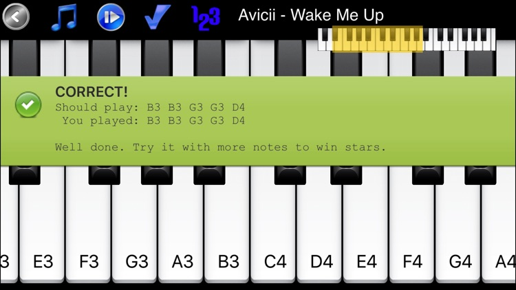 Piano Melody Pro - Learn Songs and Play by Ear