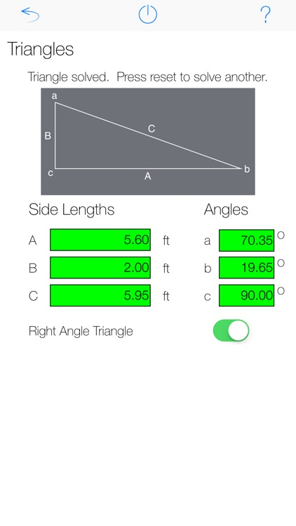 Geometry Calculator Pro screenshot-3