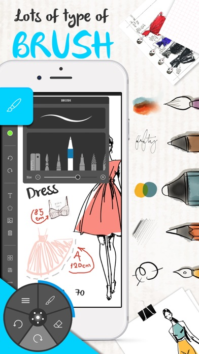 InkNote Pro - Handwriting Paint Draw Sketchbook Screenshot on iOS