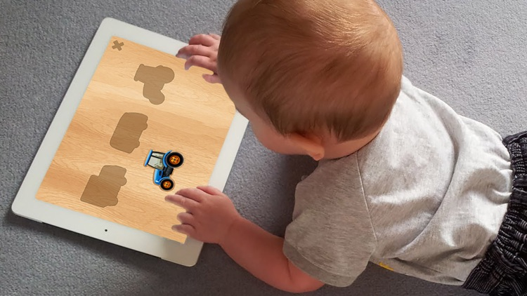 Sorting Baby Blocks Game for Boys: Smart Shapes