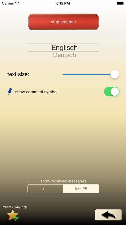 my-Way-app-lite screenshot-3