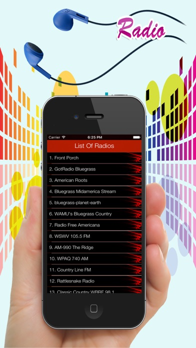 Bluegrass Radio Stations - Top Music Player | App Price Drops