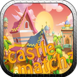 Castle Match3 Games - matching pictures for kids