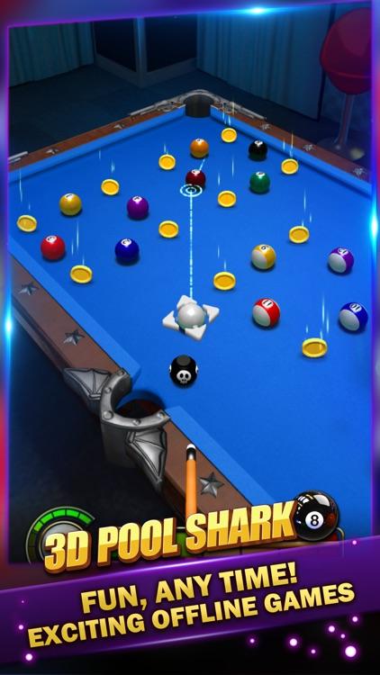 3D Pool Shark