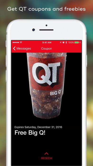 QuikTrip Coupons Fuel Food - AppRecs