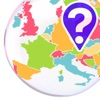 EUROPE Bubbles: Countries and Capital Cities Quiz