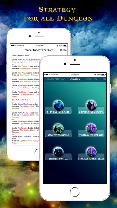 Guide for Summoners War Game Pro app image
