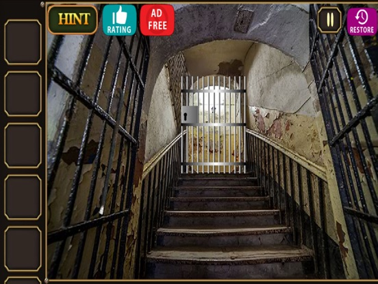 Abandoned Locked Prison Escape-ipad-2