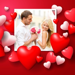 Valentine's Day 2017 Collage Editor & Photo Frames