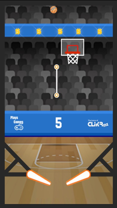 Pinball Hoops screenshot three
