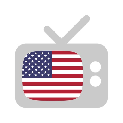 USA TV - television of the United States online iOS App