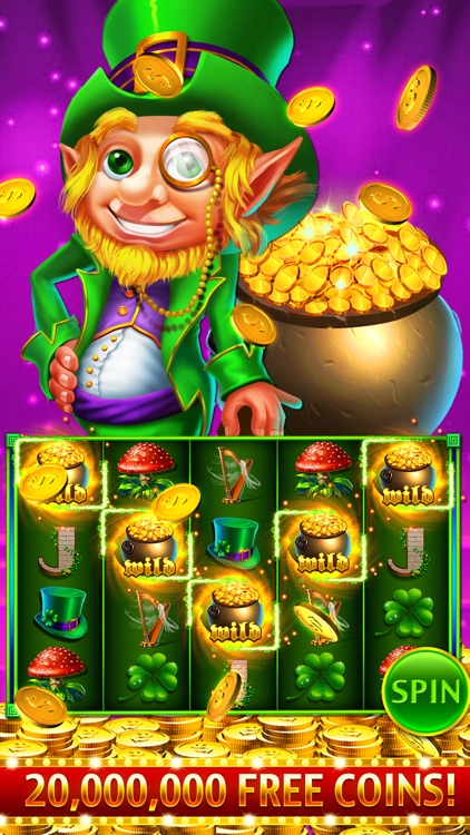Deluxe Slots & Casino: Vegas Slot Machines