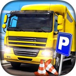 Parking Simulator 3D - Truck, Car, Bus