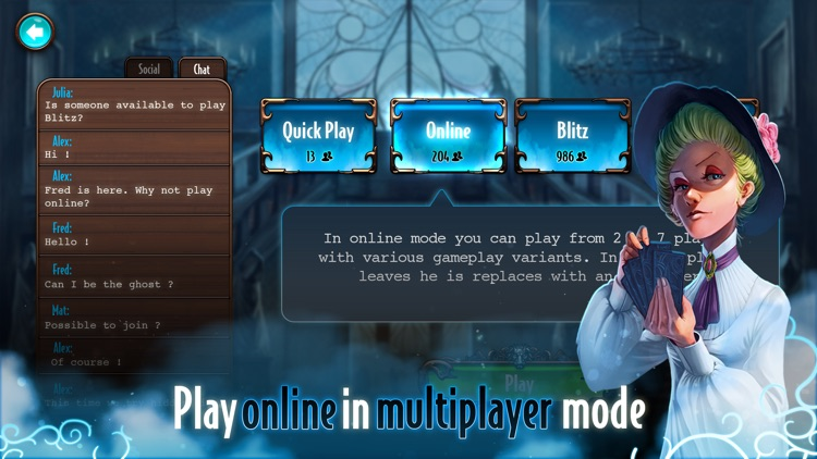 Mysterium: A Psychic Clue Game screenshot-2