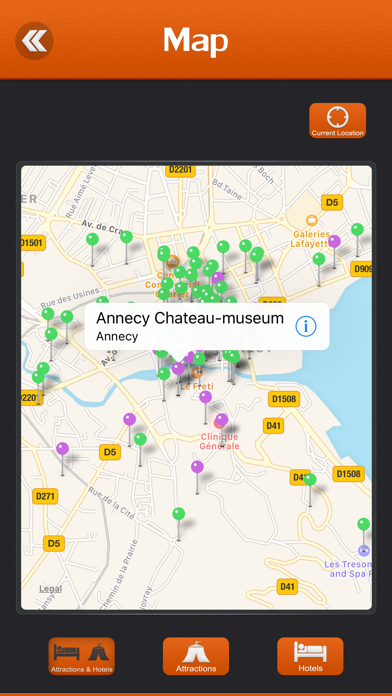 Annecy Travel Guide screenshot four