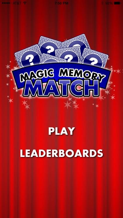 Magic Memory Match screenshot-0